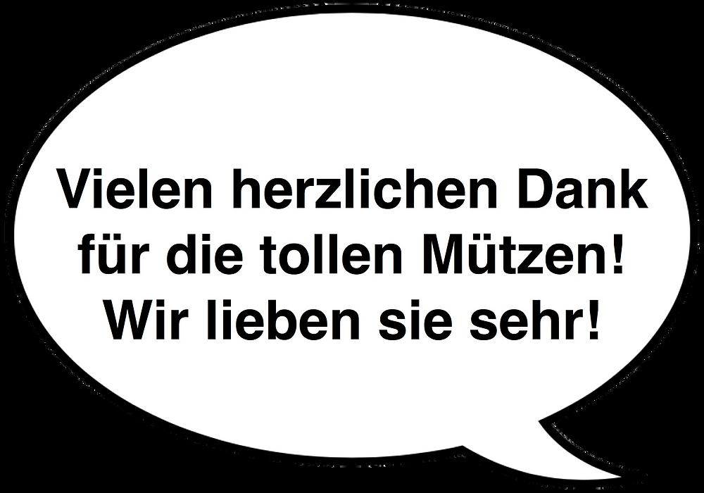 Feedback. Wir lieben die tollen Mützen sehr. Sixx-Zagg-Mützen von prettybanana.com. Deine individuelle Mütze aus München.