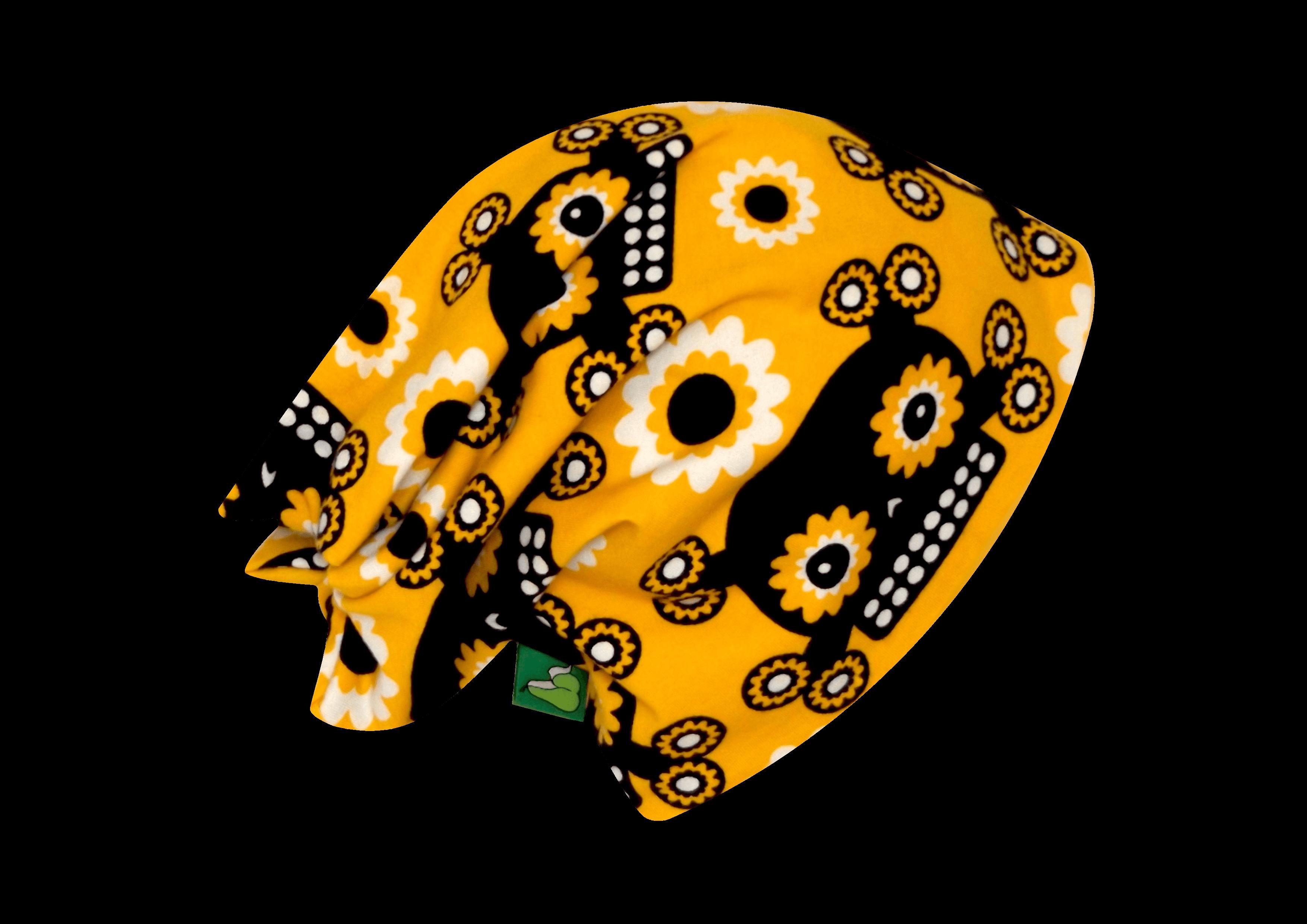 Pretty Banana Sixx-Zagg-Longbeanie