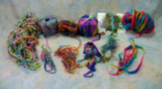 Ribbons and Yarns
