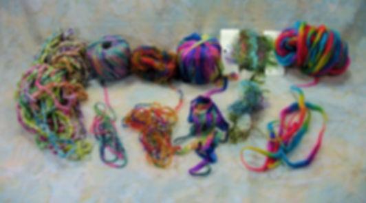 Ribbons and Yarns