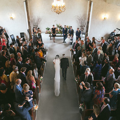 Down the aisle at Stones