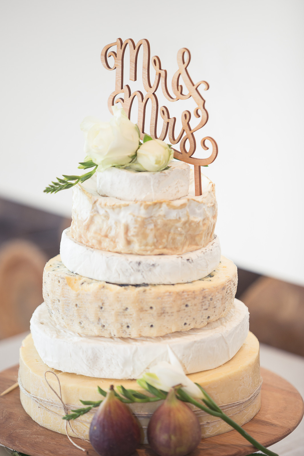 Cheese wedding cake | Photographer | Melbourne | Darling One