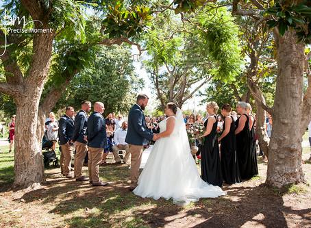 Tiffany & Nathan - Rustic Wedding Perfection at Eynesbury Homestead