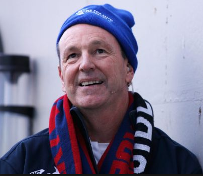 Neale Daniher of Essendon & Melbourne FC.