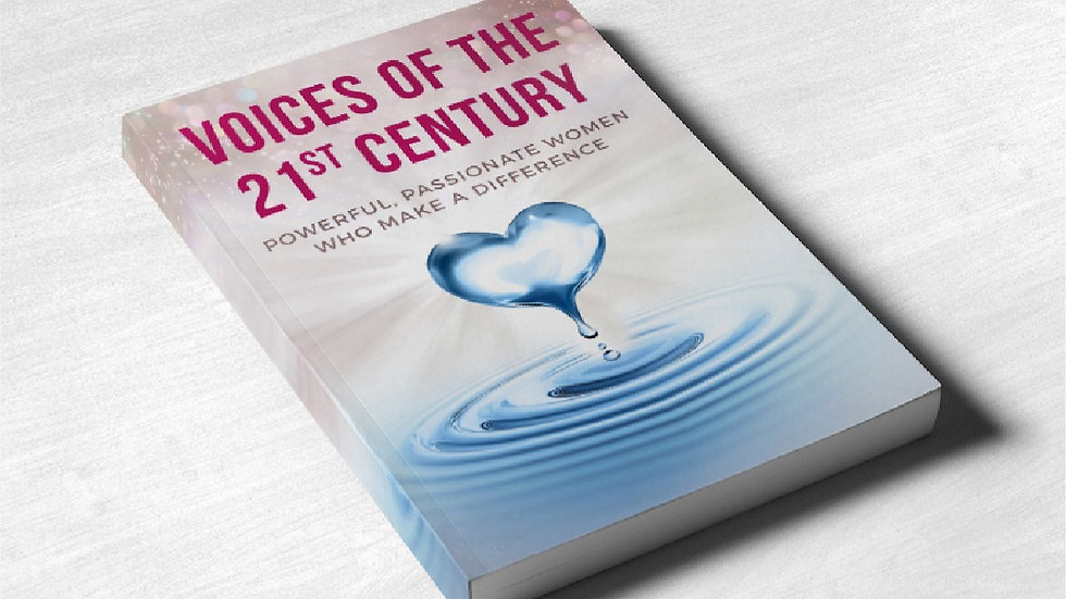 Voices of the 21st Century - Personalized Autographed Copy