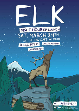 ELK EP Launch