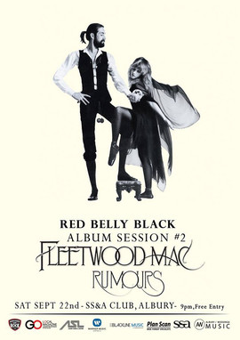 Redbelly Black - Fleetwood Mac