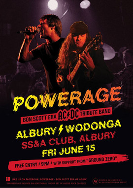 POWERAGE - Albury / Wodonga