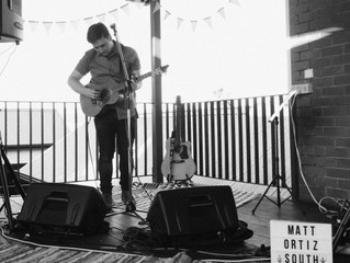 GIG REVIEW: Matt Ortiz - EP Launch