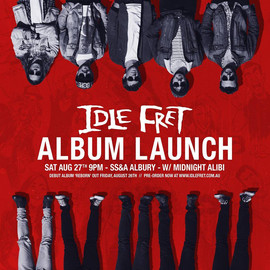 IDLE FRET Album Launch