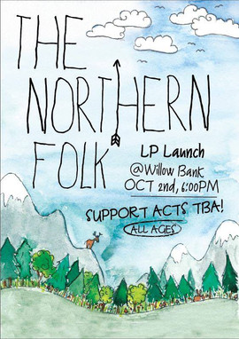 The Northern Folk - EP Launch