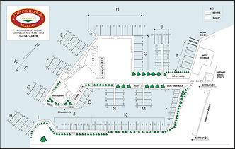 Brewers Yacht Yard map