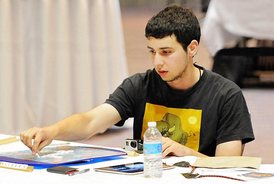 Mack Meller SCRABBLE® expert and tournament player