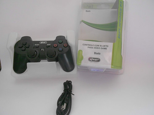 Controle ps3 knup- kp-4021