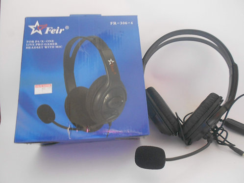 head-fone para ps4, pc