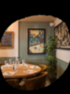 L'Atelier Ephemère Restaurant