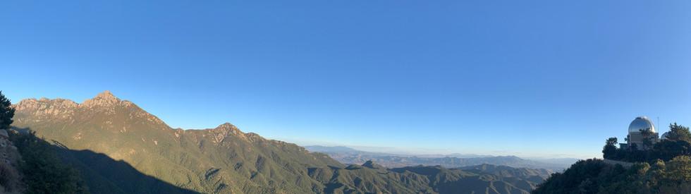 FLWO Observatory Ridge 1.5m telescope dome, Mt. Hopkins, AZ. Picture taken during observing run on TRES in November 2019.