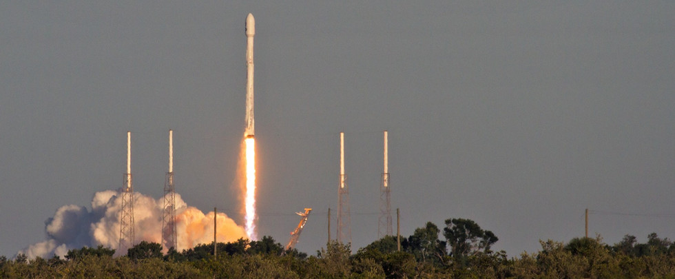 TESS Launch at Cape Canaveral, FL in April 2018. Picture taken byGilEsquerdo. I was in office hours for my algorithms class at MIT during my senior year, nervously watching the live stream.