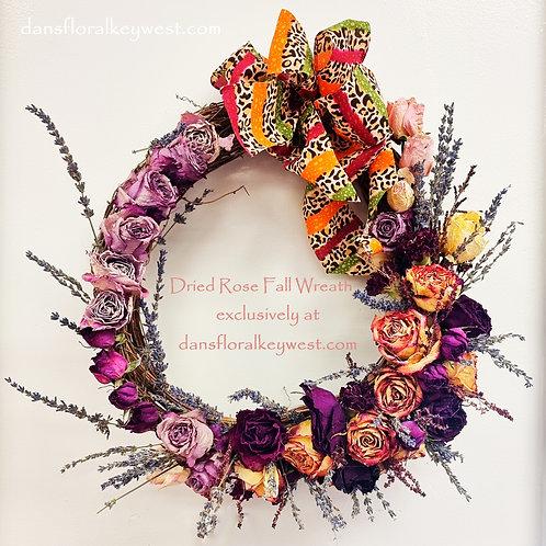 """12"""" Seasonal Fall Wreath Handmade by Dan ($39 & up)"""