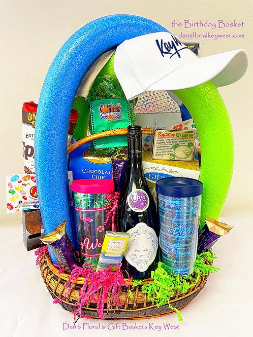 the Birthday Basket