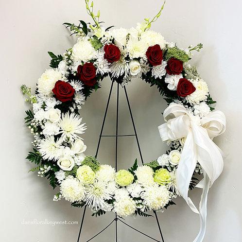 Sympathy/Funeral Wreath