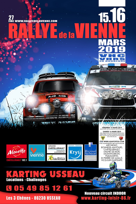 Calendrier Autocross Ouest 2019.Trophee Classic Centre Ouest Rallye De La Vienne