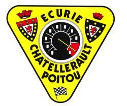 LOGO_ECUISSON__Ecurie_Châtellerault_Poitou