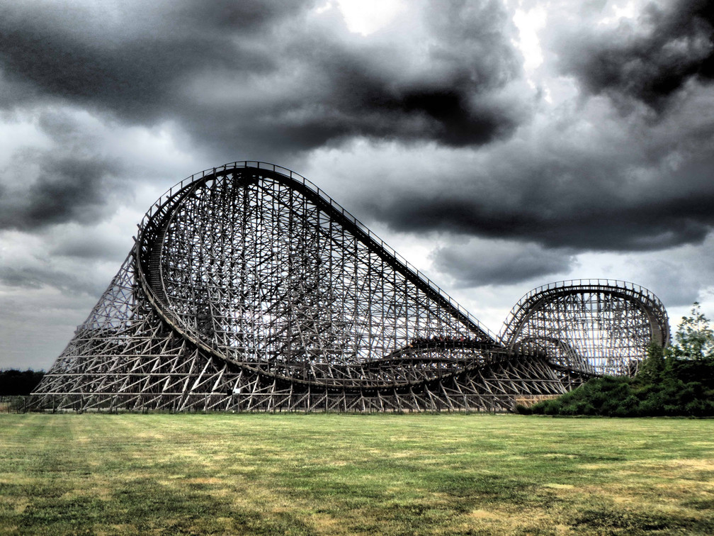 Life Is  A Rollercoaster