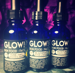 Glow! Skin food