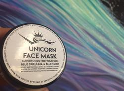 Unicorn Face Mask