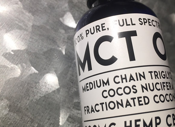 MCT Oil ++