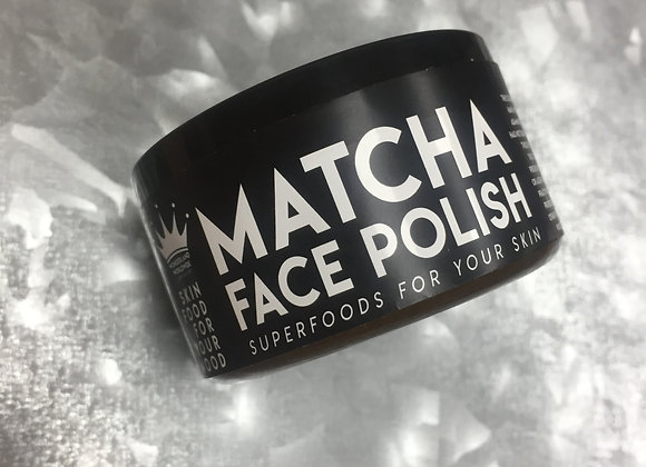Matcha Face Polish
