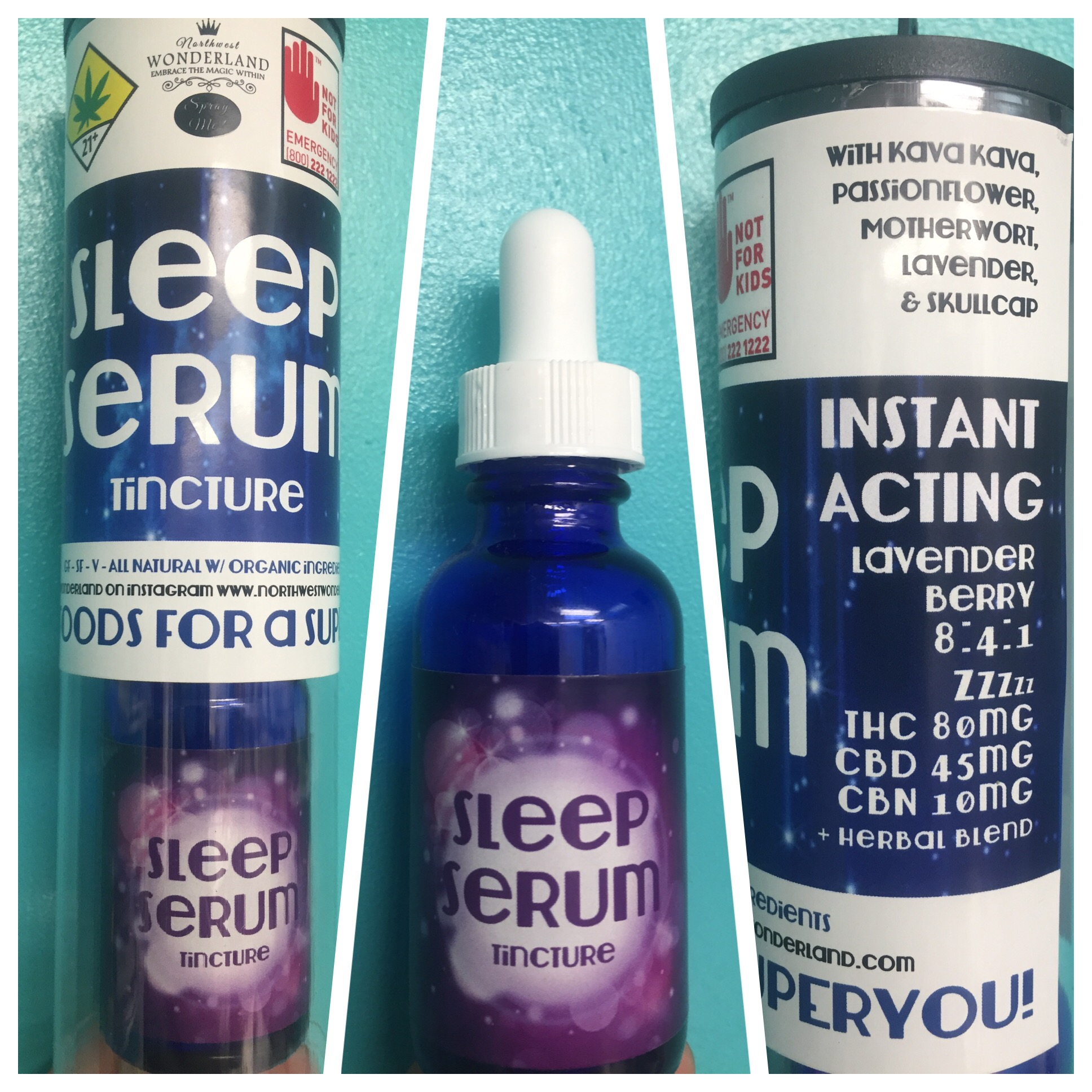 Sleep Serum