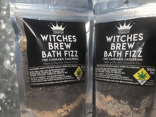 Witches Brew Bath Fizz