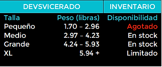 2 Gutted Sizes Table (Espanol).png