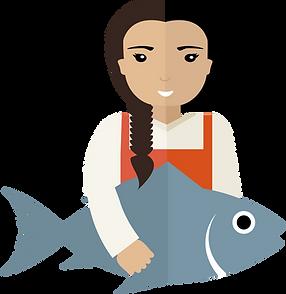 Farmer woman - fish 3.png