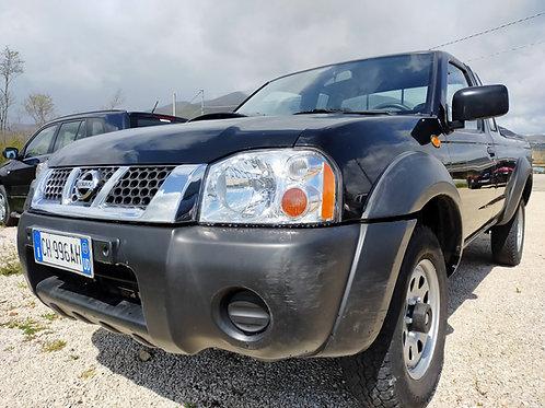 Nissan navara 4x4 pik up finanziabile cassone lungo