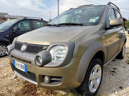 Fiat panda cross diesel 4x4 full