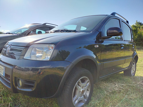 Fiat panda diesel 4x4