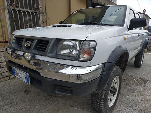 Nissan navara 4x4 pik up finanziabile