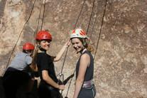 Climb on! #adventureleadership