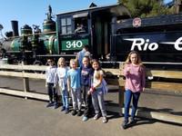 Riding the Rio Grande
