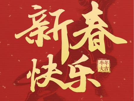Chinese New Year Posts