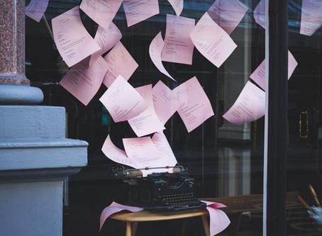 Tips para el ahorro de papel en la oficina