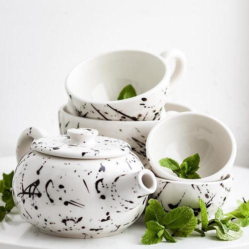 Чайный набор «БРЫЗГИ»