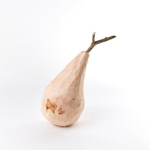 Груша деревянная