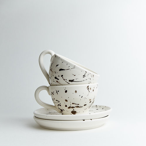 Чайная пара «БРЫЗГИ»