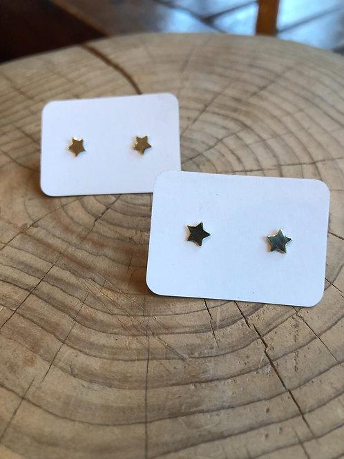 Teeny Tiny Star Studs