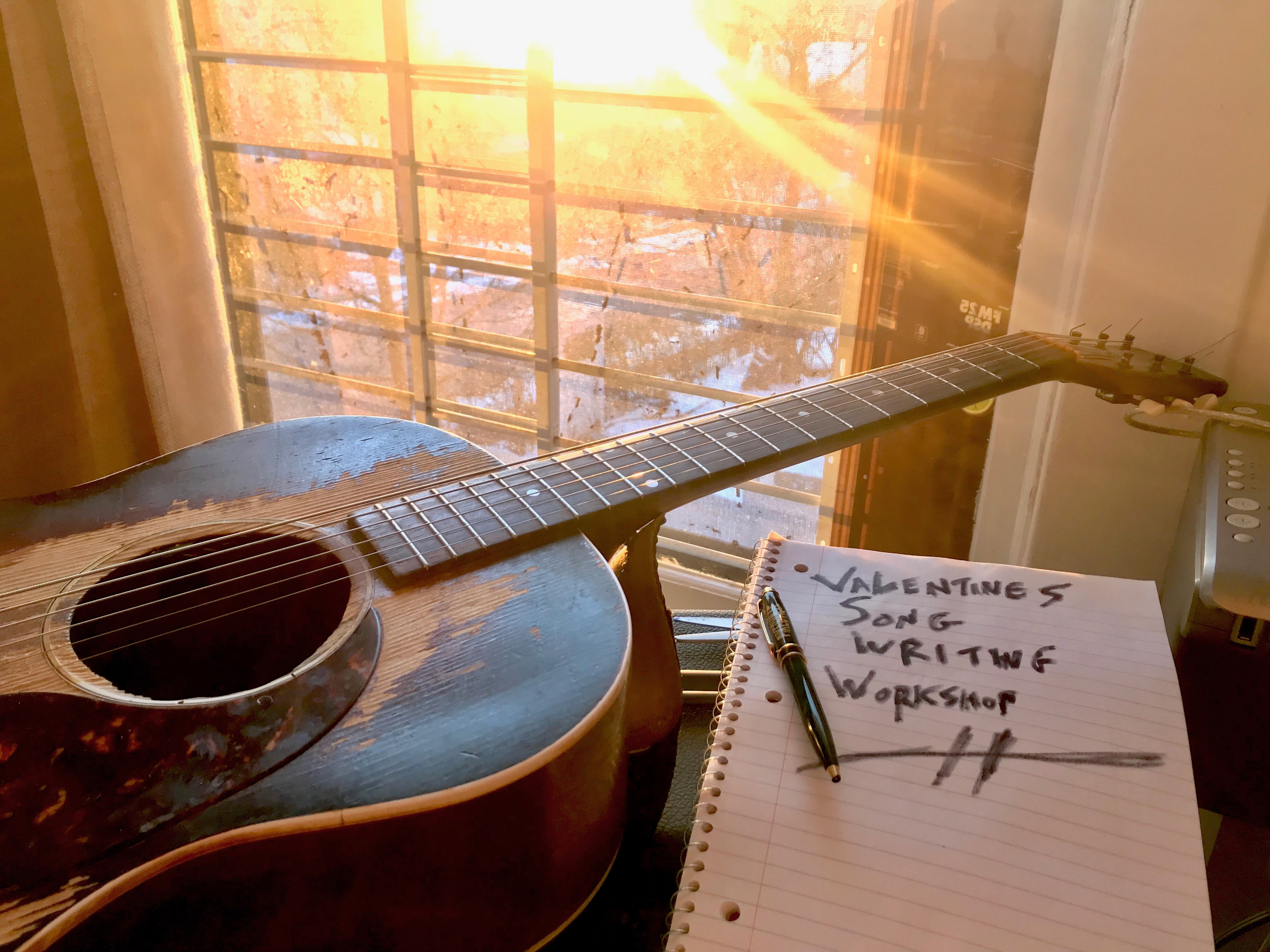 Craft a Love Song With Jack Grace