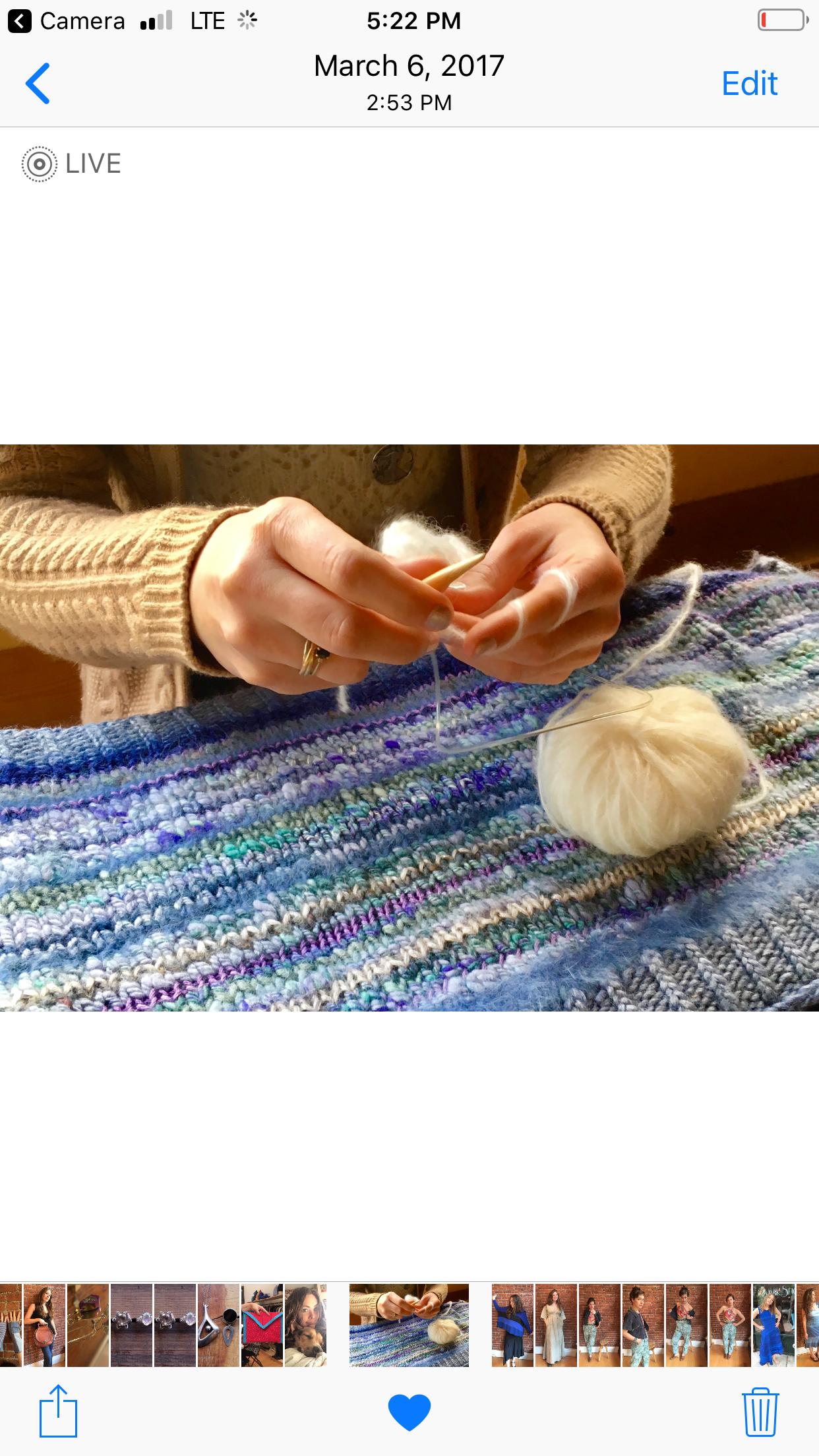 Beginner Intermediate Knitting